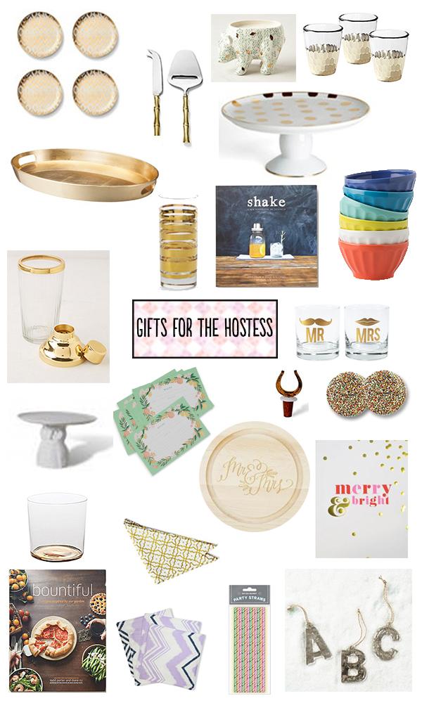 Gift guide for the hostess entertainer michaela for Ideas for hostess gifts for dinner party