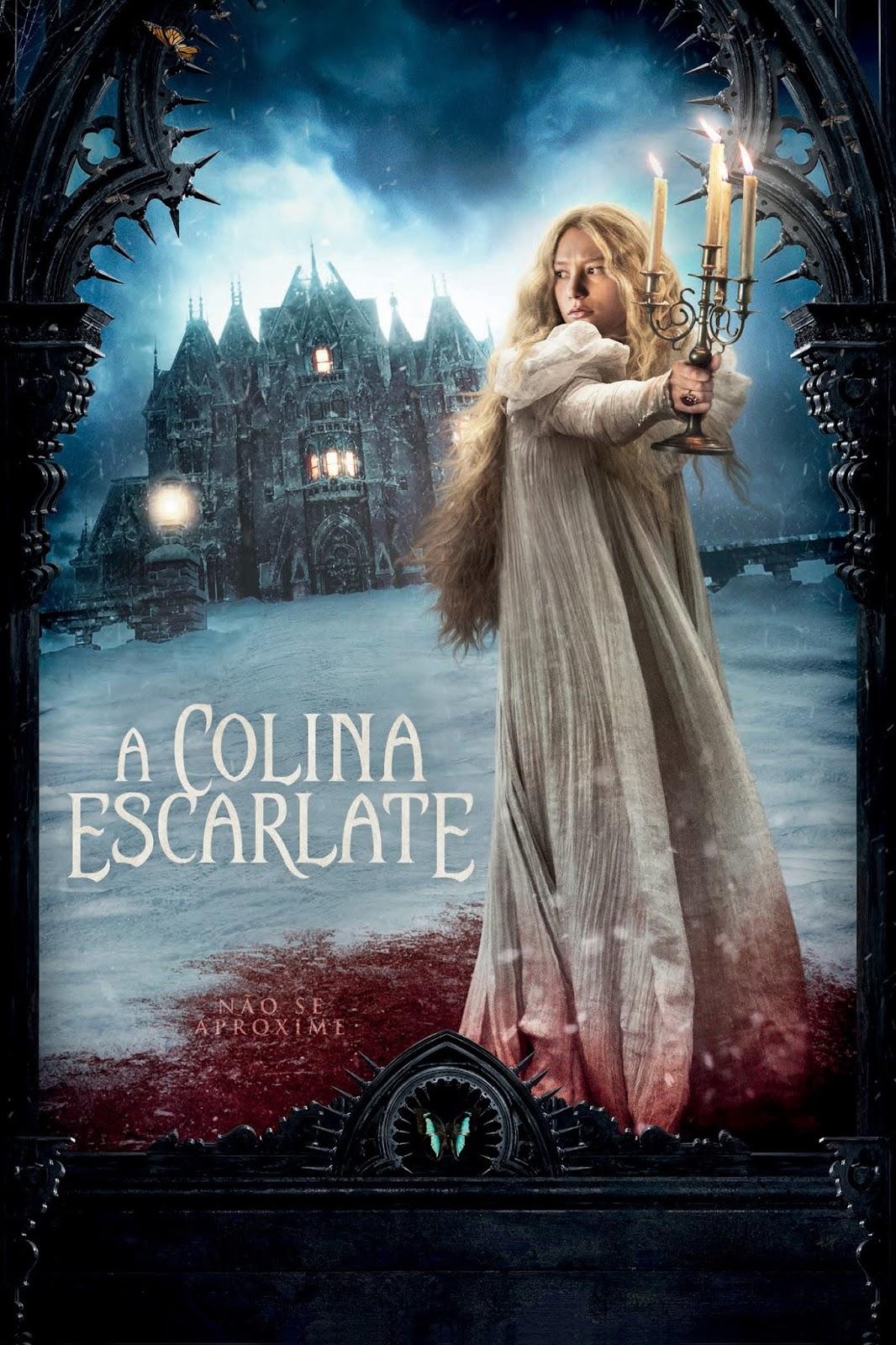 A Colina Escarlate – Legendado (2015)