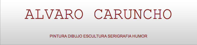 <center>ALVARO CARUNCHO</center>