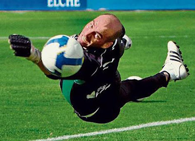 Wilfredo Caballero - Malaga CF (1)