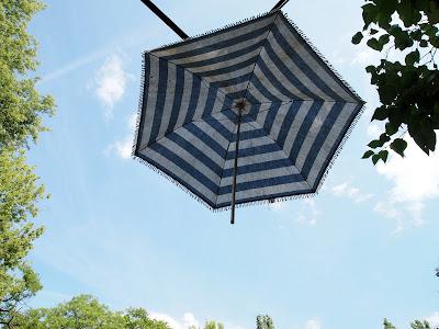 Anderl Kammermeier garden parasol Berlin