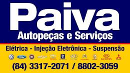 PAIVA AUTOPEÇAS E SERVIÇOS