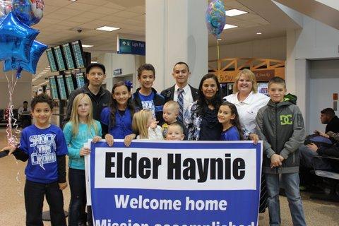 Elder HAynie
