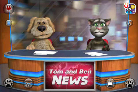 ben the dog full v1 2 2 android 8 3 mb meet talking tom s best friend