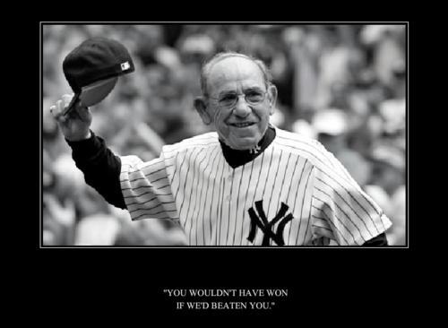 Yogi Berra Quotes : Quotes Tree