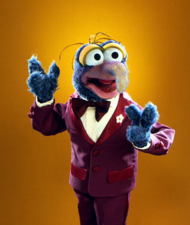 Muppets Gonzo Performed by...