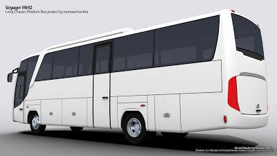 Design bus Voyager