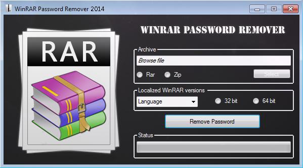 Winrar password cracker crack