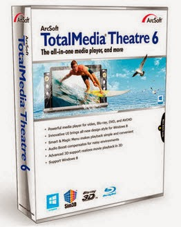Arcsoft totalmedia theatre 5 crack keygen serial