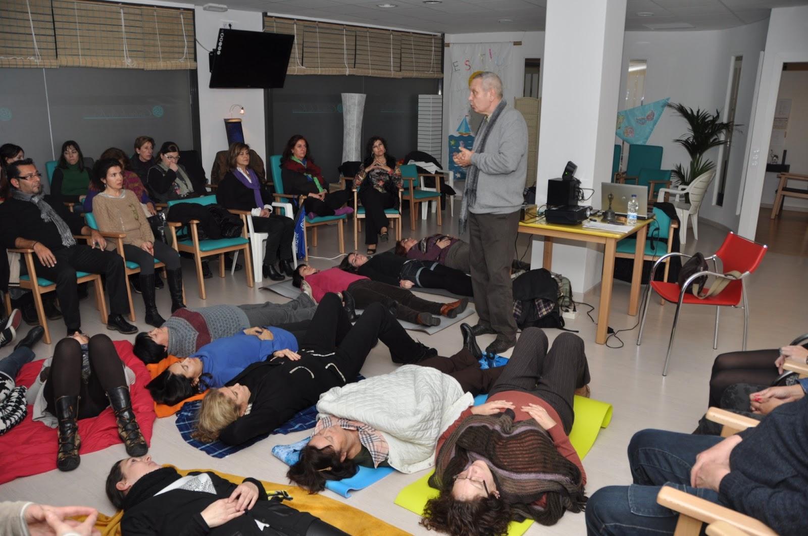 Meditación realizada por Thutam Guillamot