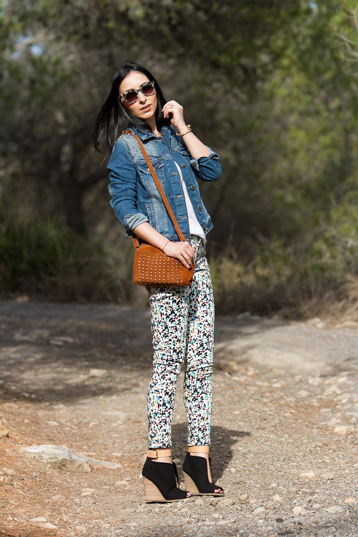 Outfit chic Blogger de moda valenciana Withorwithoutshoes