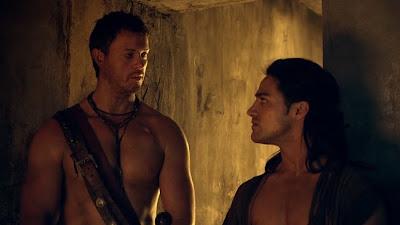 Spartacus (La venganza) - Temporada 2 - Español Latino - Descargar - 2x08