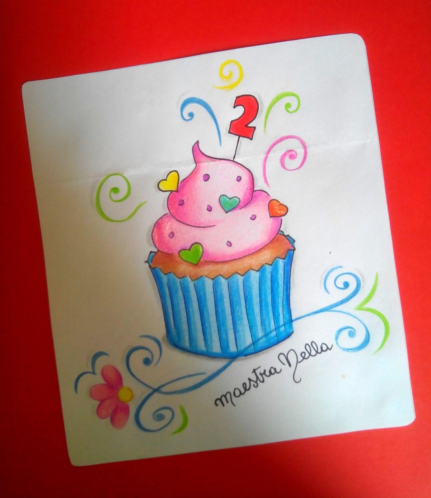 Favorito maestra Nella: buon compleanno blog WP32