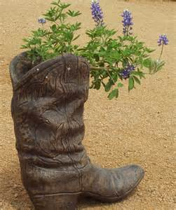 These Boots are Made for Plantin'!