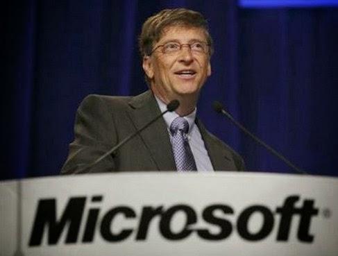 Pria Dibalik Kekayaan Bill Gates