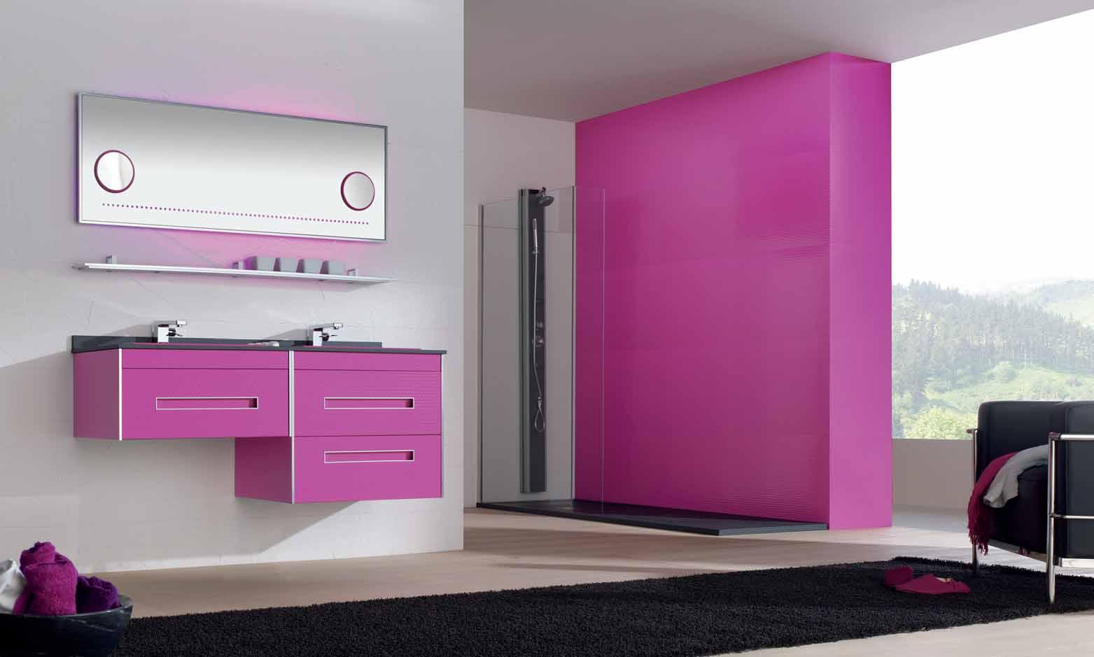 ideas endearing white black decorating idea subway pink in tile dark bathroom cabinets and with tiles