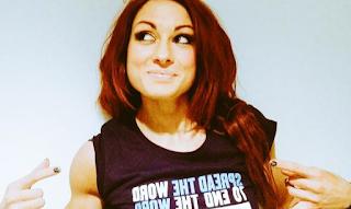 preciosa diva de la wwe Becky Lynch, fotos de divas wwe online, mira las mejores fotos de internet, sexy diva wresting