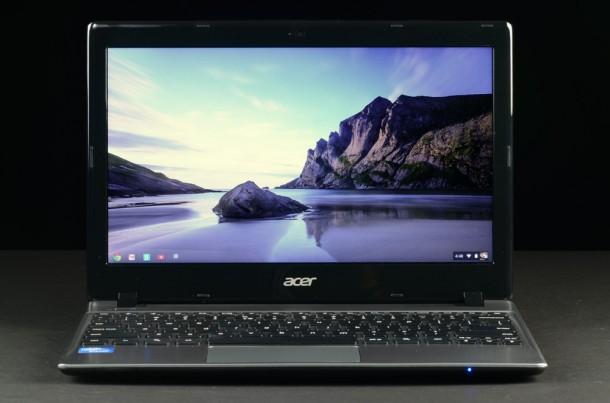Harga dan Spesifikasi Laptop Acer C7 Chromebook Terbaru