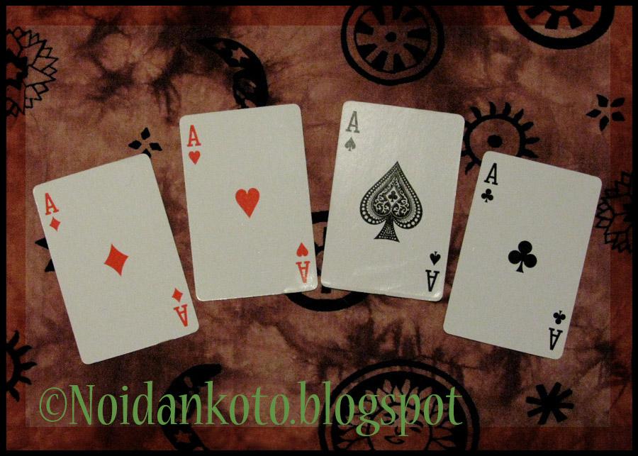 pelikorttien merkitykset ennustamisessa
