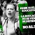 Izquierda Unida apoya y participa en la huelga educativa del 24M.
