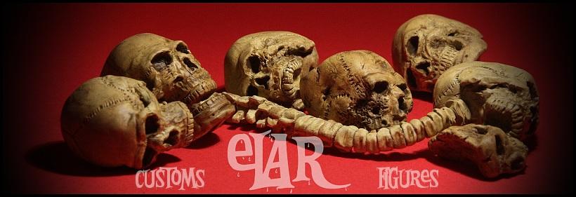 elar - customs and figures