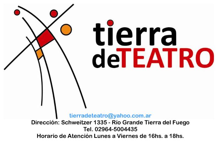 Primera sala de teatro independiente en Río Grande Tierra del Fuego