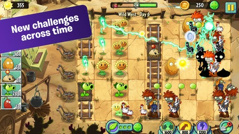 Perhaps fever plants vs zombies 2 full hd for android will never stop