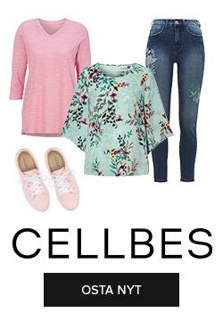 Cellbes lempipaita löytyy klik