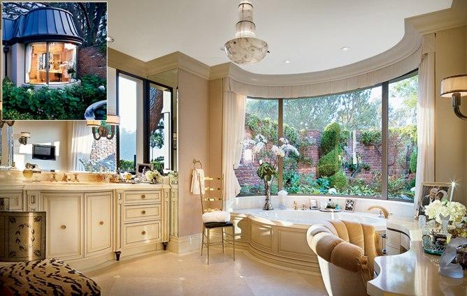 Casa de la diseñadora Donna Livingston  INTERIORES por ...