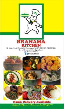 Kefee's Branama Kitchen @ 11 Ajose Street, Mende, Maryland