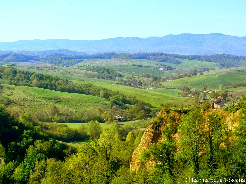 Panorama di Toscana