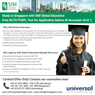FREE IELTS/ TOEFL test