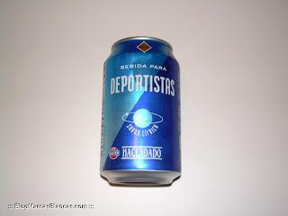Bebida para deportistas (sabor cítrico) HACENDADO de Mercadona