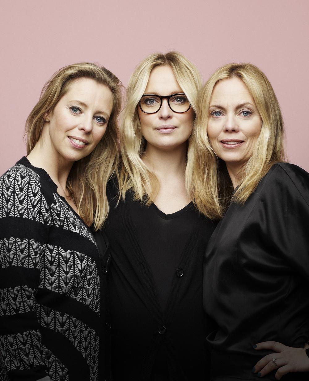 Lyckliga hem : rosa bandet är kärlek & gemenskap