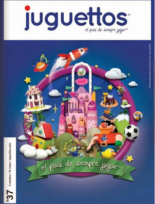 marcas exclusivas de juguetes 2014-15