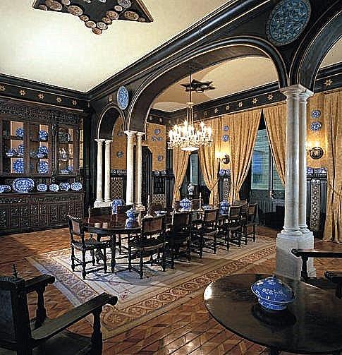 Leyendas de sevilla palacio de la condesa de lebrija ii for Alquiler de casas en lebrija sevilla
