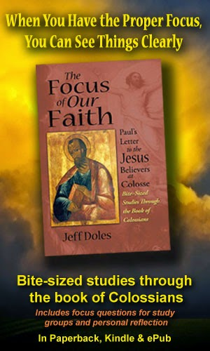 The Focus of Our Faith