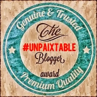 "Τhe ""Unpaixtable"" award"
