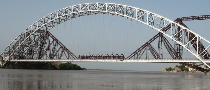 Lansdowne Bridge Rohri