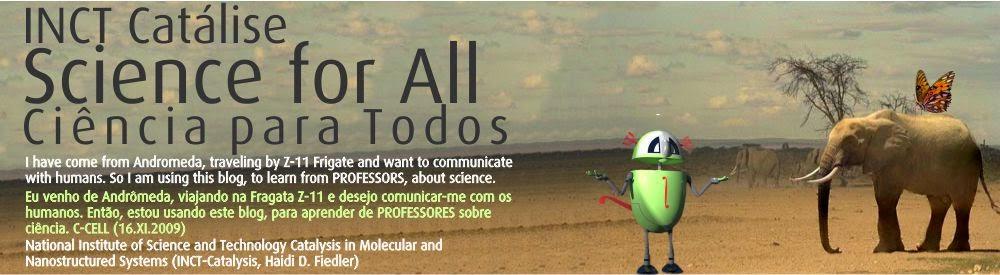 Science For All - Ciência para Todos
