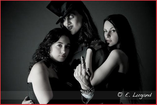 Emmanuelle Lugand Photographe / Elyra Coacalina Venus XIII Didelabedeli / Bijoux A mon seul desir / Adelheid Creations / Skylee Dolly