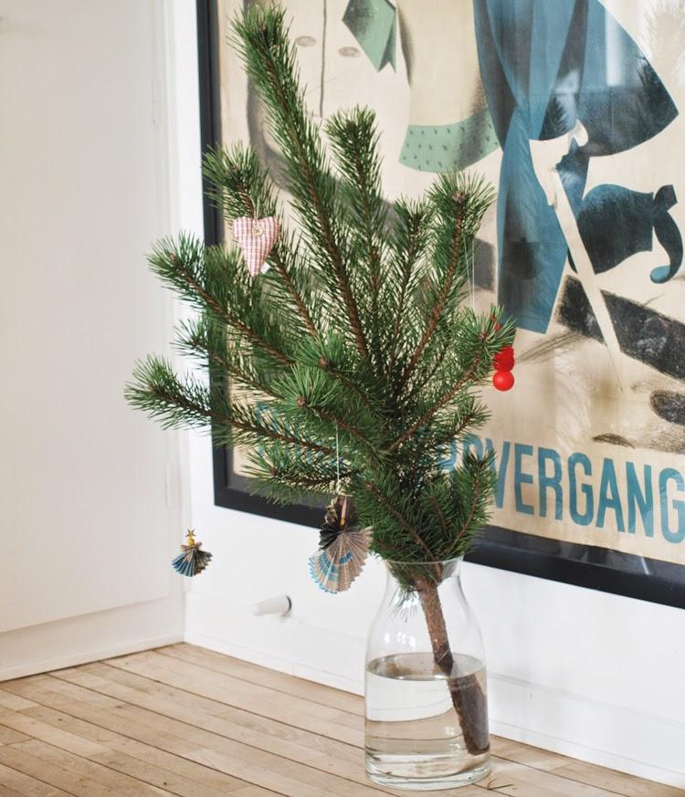 Juleidéer til rustik jul i hjemmet