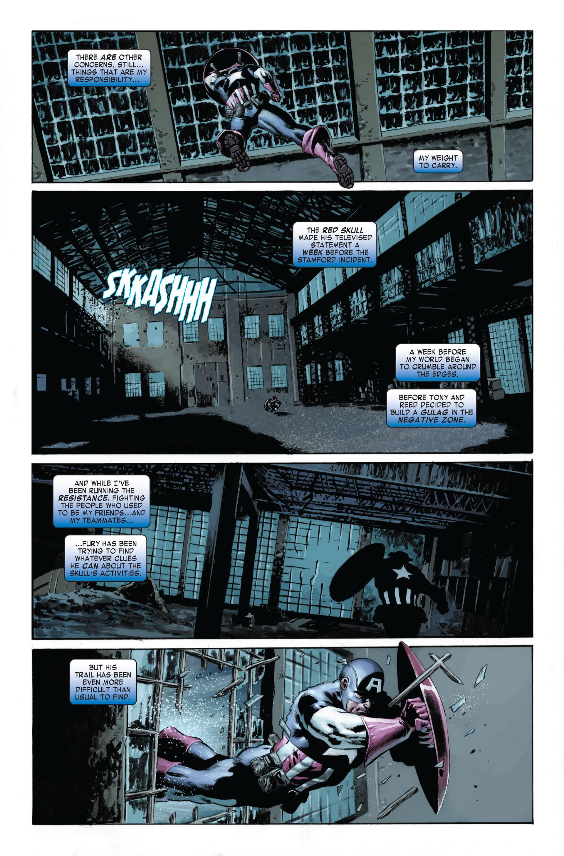 Captain America (2005) Issue #24 #24 - English 7