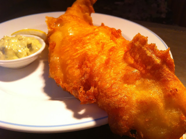 Fish+and+Chip+shop+review+Islington+Upper+Street+battered+haddock