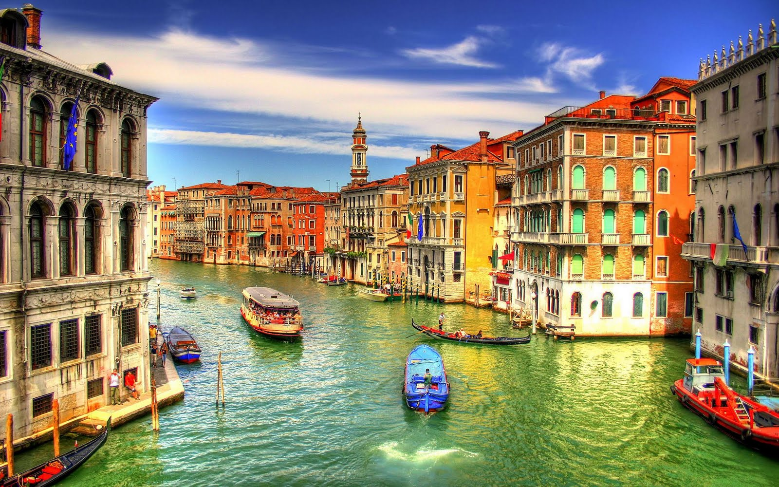 Hd Landscape Pictures From Venice