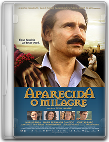 Capa Aparecida – O Milagre   DVDRip   Nacional