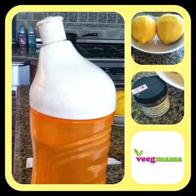 Skinny Lemonade recipe from VeegMama