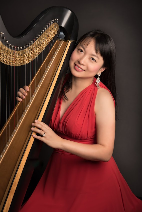 Latest News and reviews of Concert Harpist Teresa Suen-Campbell