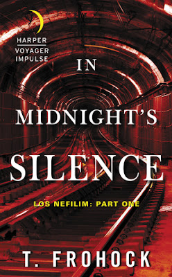 In Midnights Silence urban fantasy Los Nefilim by T Frohock