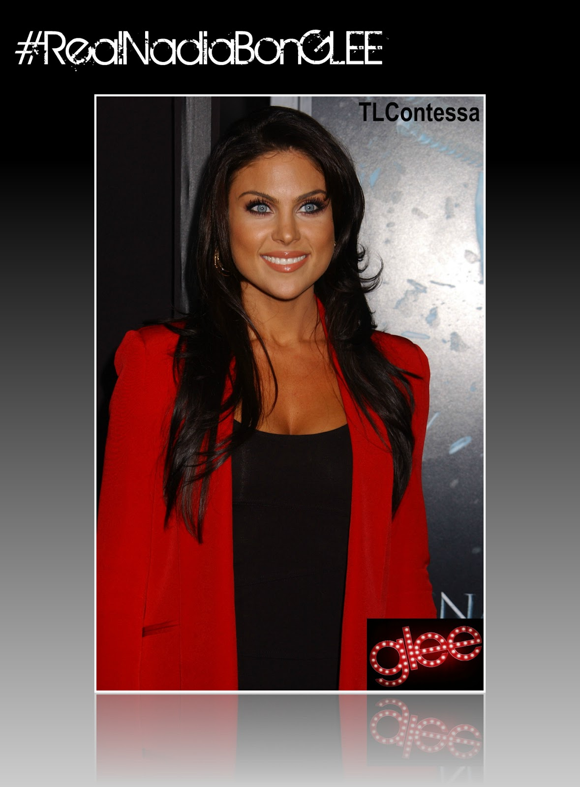 Nadia bjorlin wonder woman